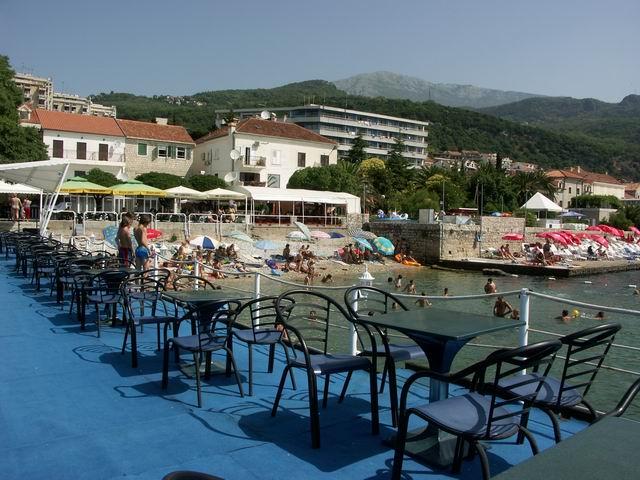 Апартаменты в игало черногория